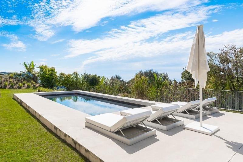 Vermietung von ferienwohnung haus Le golfe juan 7500€ - Fotografie 9