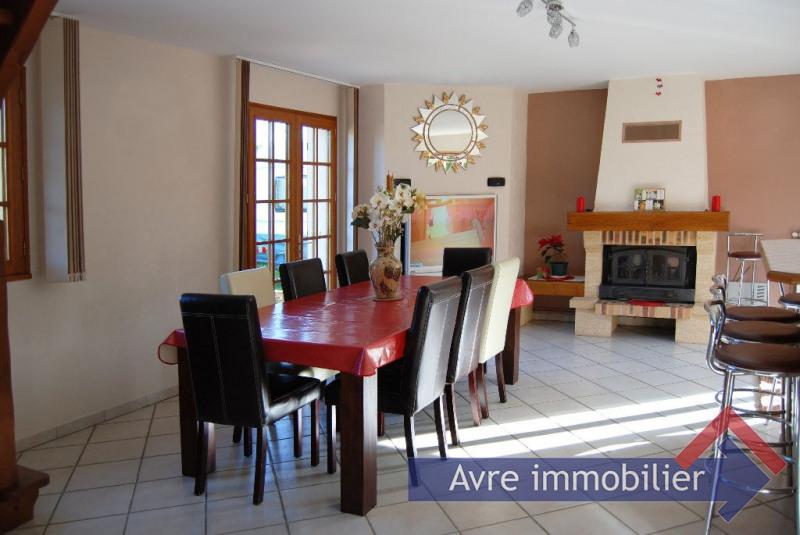 Sale house / villa Verneuil d avre et d iton 218000€ - Picture 2
