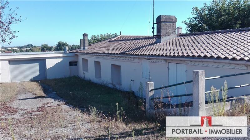 Sale house / villa Blaye 202500€ - Picture 1