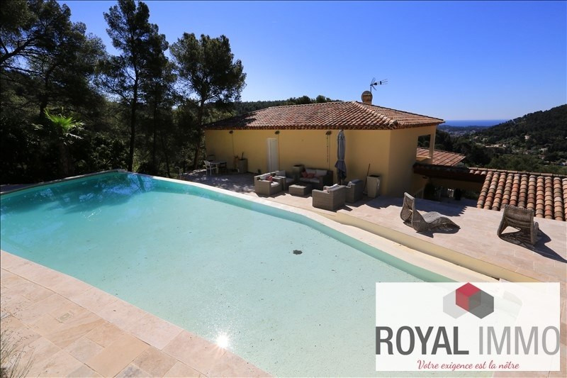 Vente de prestige maison / villa La valette du var 1019000€ - Photo 1