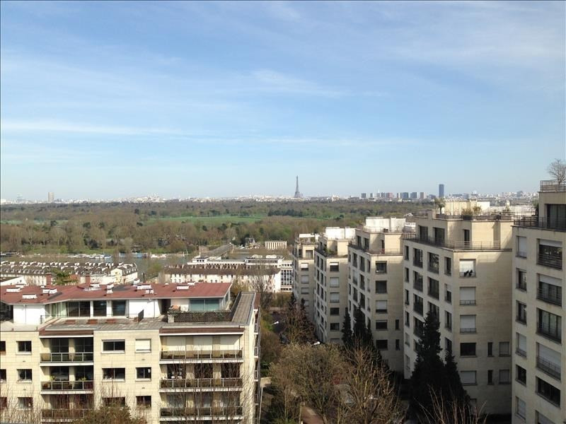 Sale apartment Saint-cloud 870 000€ - Picture 1
