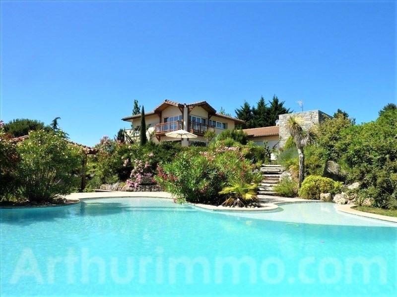 Vente de prestige maison / villa Romans sur isere 856000€ - Photo 1