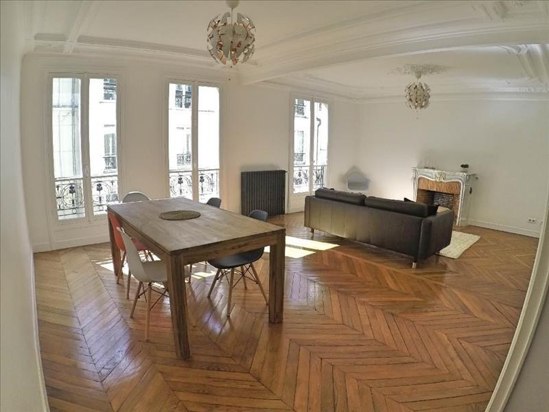 Vente de prestige appartement Paris 10ème 1 085 000€ - Photo 1