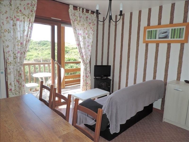 Vente appartement Quend plage les pins 107800€ - Photo 1