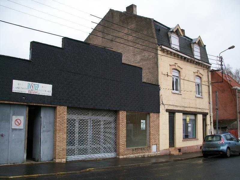 Vente Local d'activités / Entrepôt Liévin 0