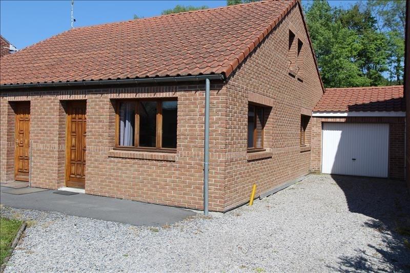 Sale house / villa Roost warendin 136500€ - Picture 1