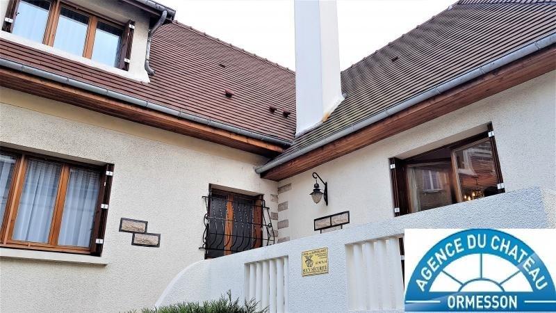 Vente maison / villa Sucy en brie 490000€ - Photo 1