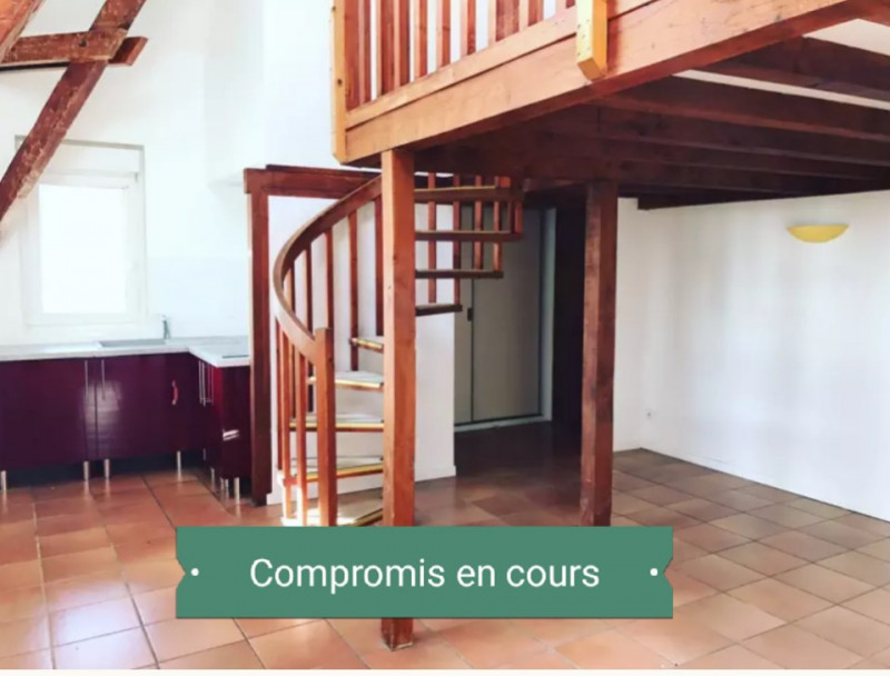 Vente appartement Montigny-sur-loing 85 000€ - Photo 1