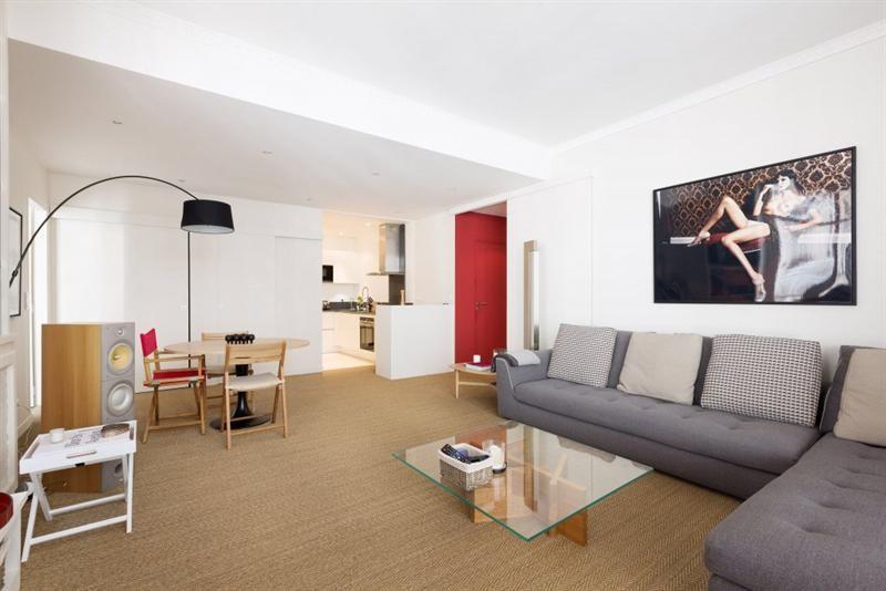 Verkoop van prestige  appartement Paris 8ème 1200000€ - Foto 2