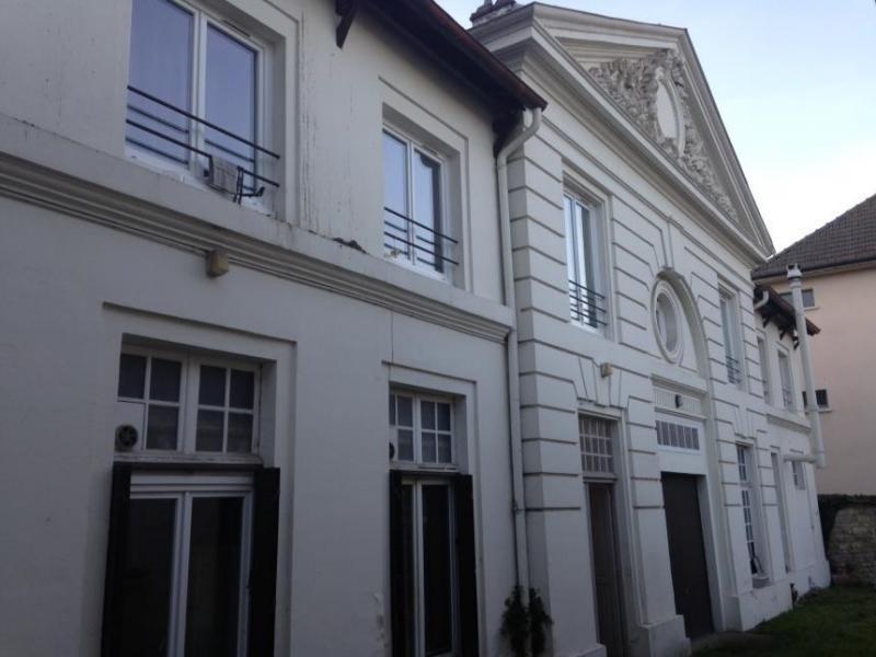 Rental apartment Villennes sur seine 475€ CC - Picture 1