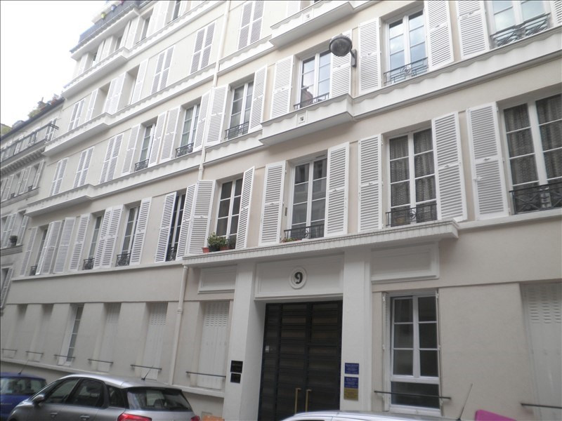 Vente immeuble Paris 18ème 902 000€ - Photo 1