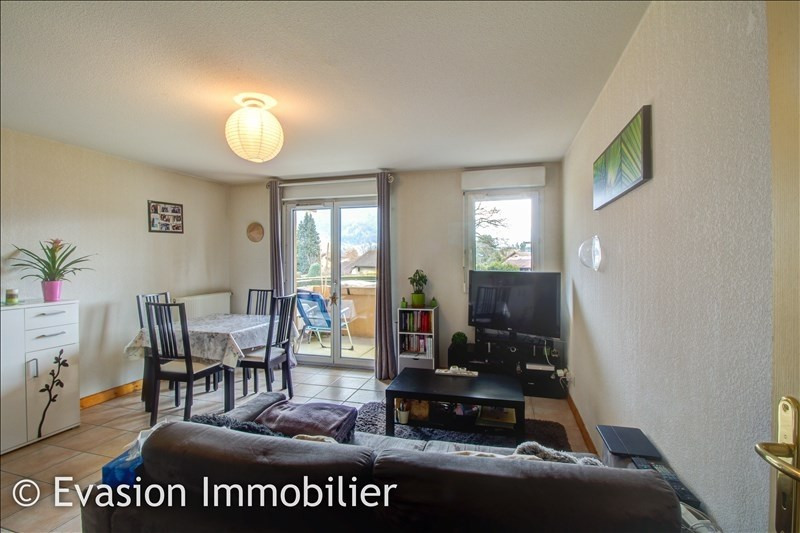Vente appartement Sallanches 165000€ - Photo 1