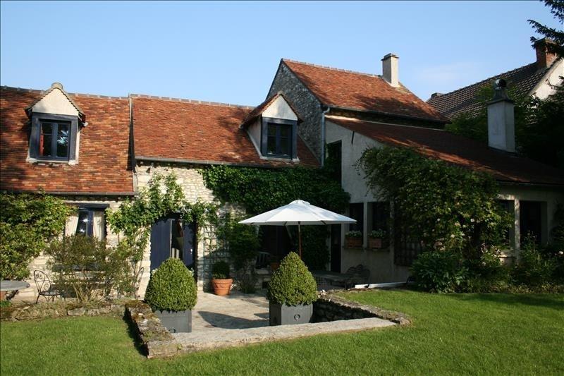 Sale house / villa Crespieres 795000€ - Picture 5