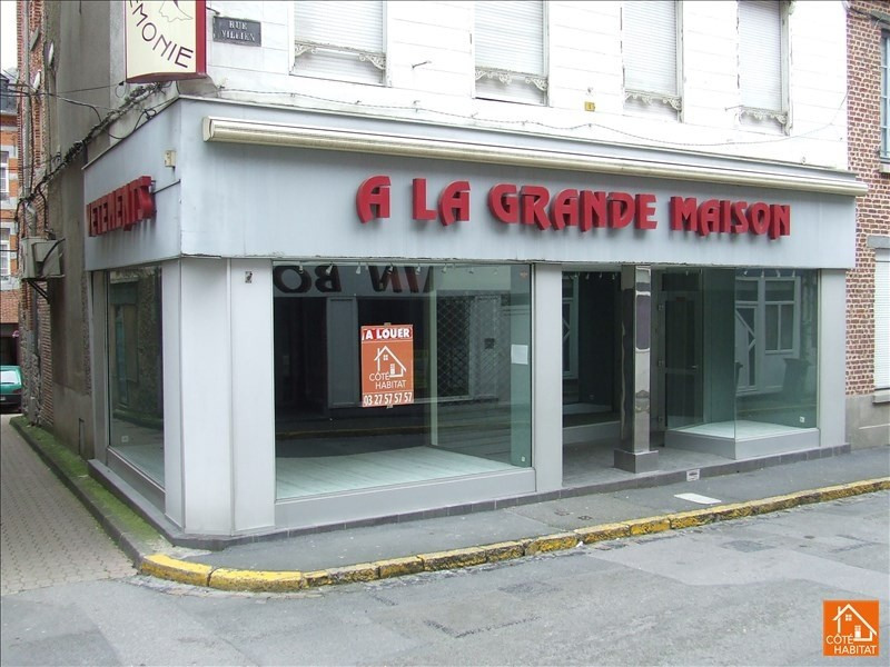 Location local commercial Avesnes sur helpe 1 350€ +CH/ HT - Photo 1