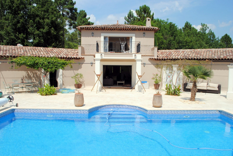 Revenda residencial de prestígio casa Montauroux 949000€ - Fotografia 1