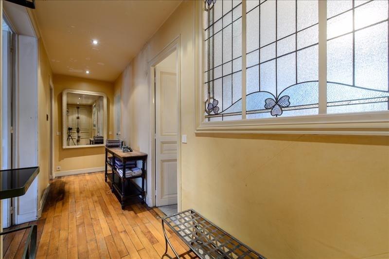 Vente de prestige appartement Paris 18ème 1180000€ - Photo 3