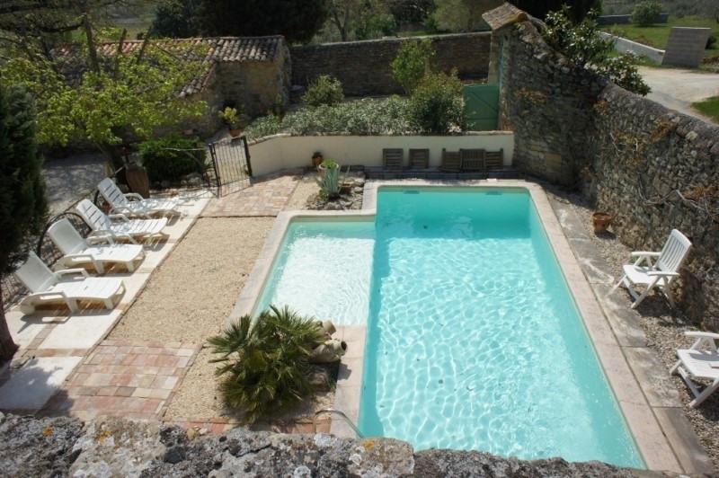 Verkauf von luxusobjekt haus Barjac 915000€ - Fotografie 3