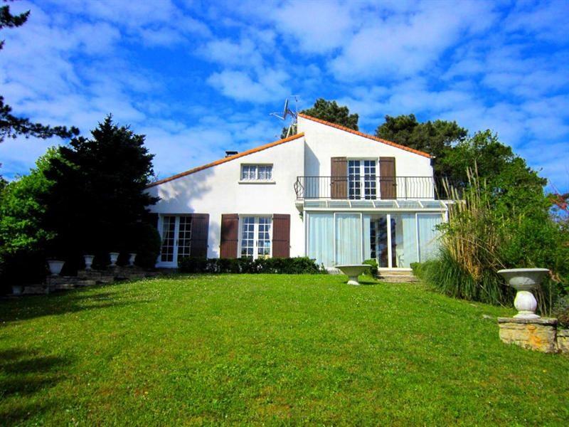 Sale house / villa Saint palais sur mer 548625€ - Picture 1
