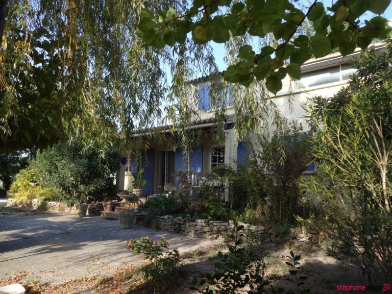 Vente maison / villa Althen des paluds 243000€ - Photo 1