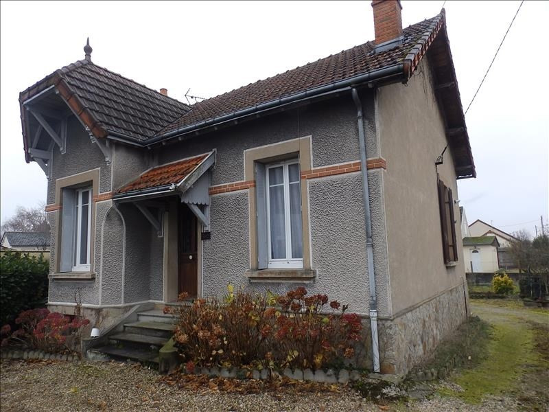 Vente maison / villa Yzeure 107 000€ - Photo 1