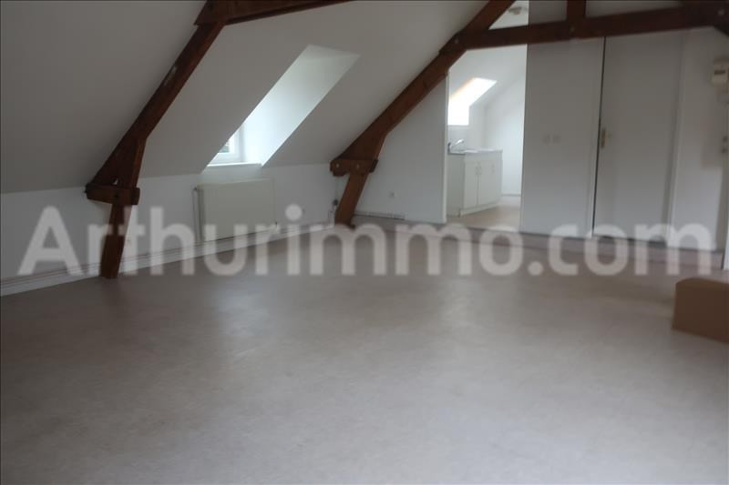 Rental apartment Maniquerville 450€ CC - Picture 1