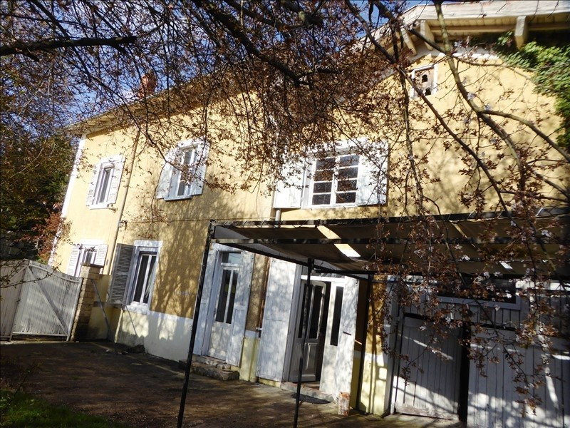 Vente maison / villa Luzinay 262 000€ - Photo 2
