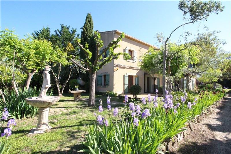 Vente maison / villa Pernes les fontaines 430000€ - Photo 3