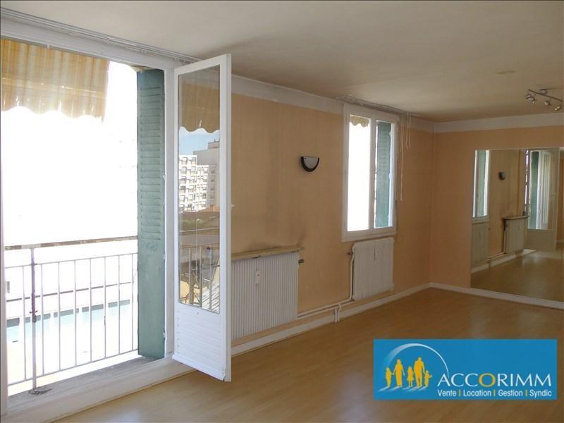 Location appartement Villeurbanne 880€ CC - Photo 1