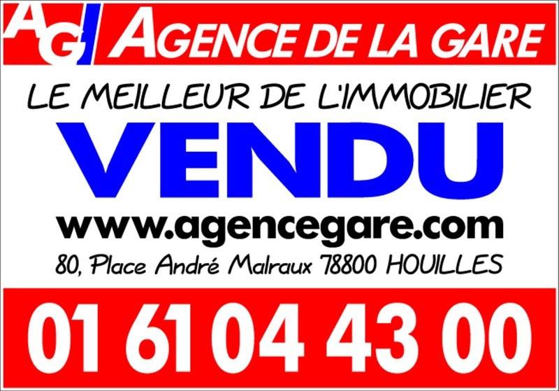 Vente maison / villa Houilles 378000€ - Photo 1