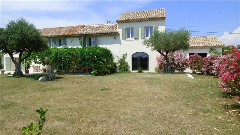 Verkoop  huis Violes 525000€ - Foto 1