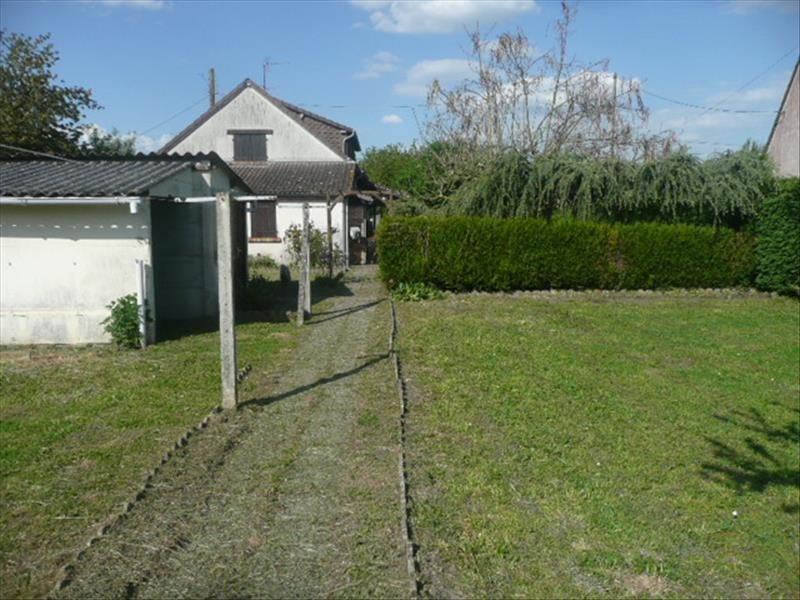 Vente maison / villa Aubigny sur nere 147000€ - Photo 5
