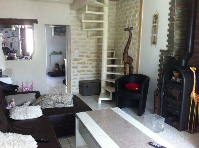 Vente maison / villa Secteur le châtelet 129000€ - Photo 5