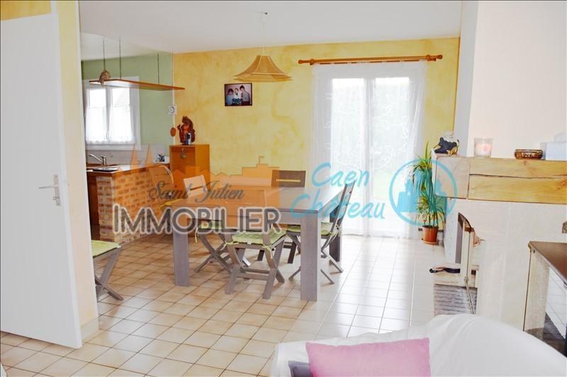 Vente maison / villa Demouville 234000€ - Photo 2