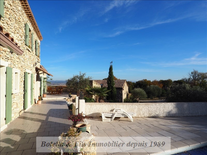 Deluxe sale house / villa St just d ardeche 780 000€ - Picture 15