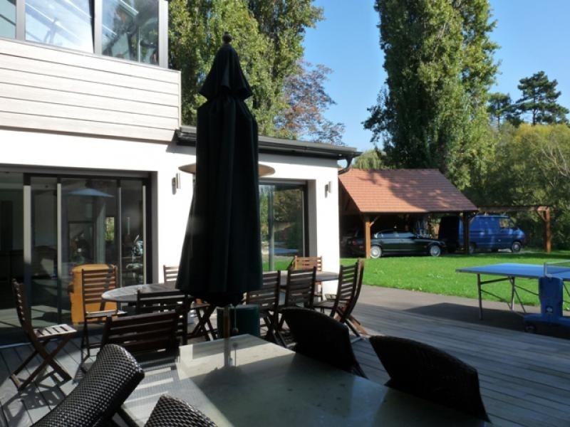 Sale house / villa Villennes sur seine 870000€ - Picture 2