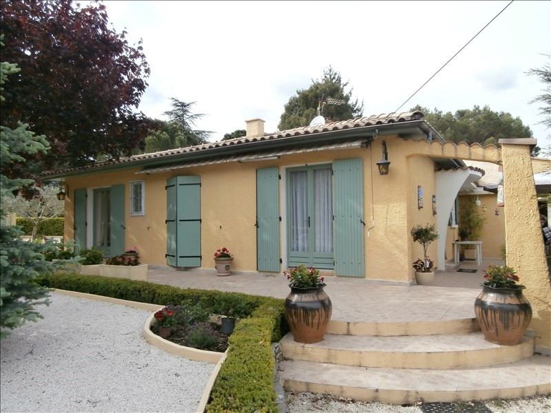 Sale house / villa Pierrevert 344 000€ - Picture 1