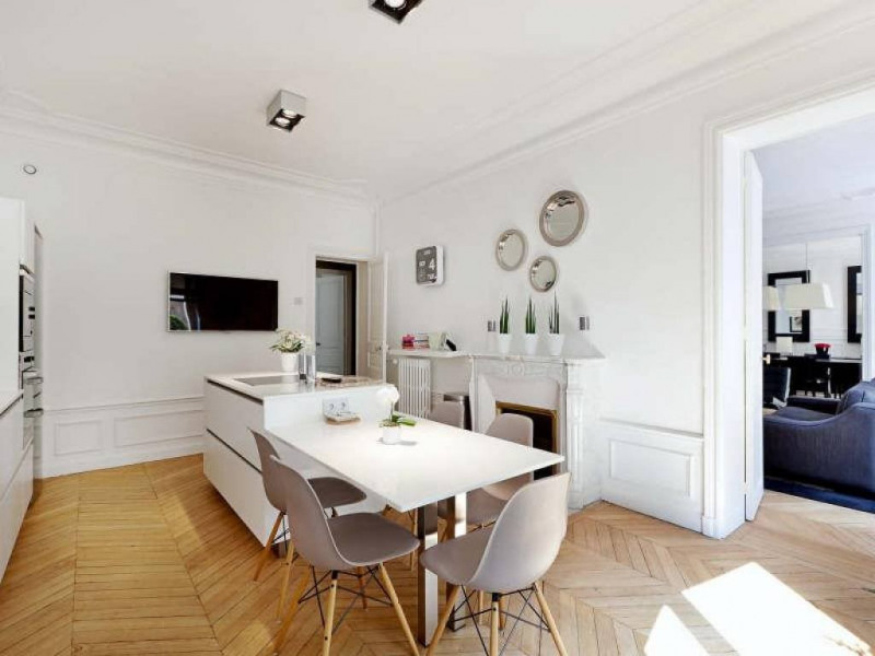 Vente de prestige appartement Paris 16ème 2260000€ - Photo 8