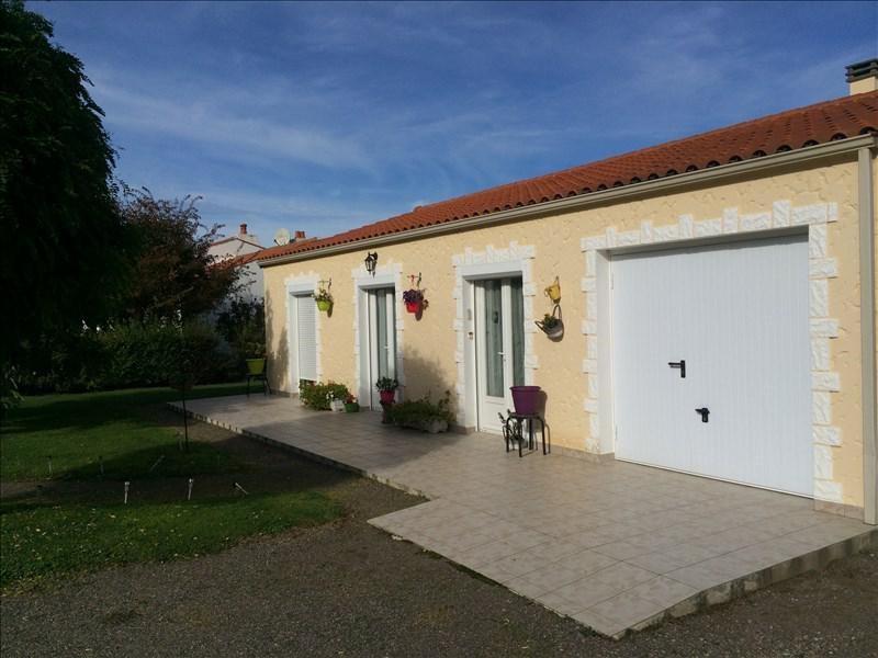 Sale house / villa Jard sur mer 196900€ - Picture 1