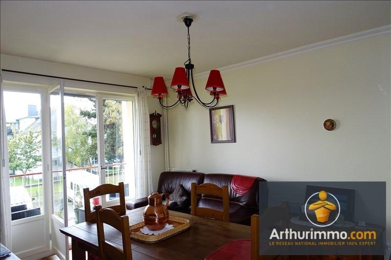 Sale apartment St brieuc 69200€ - Picture 3