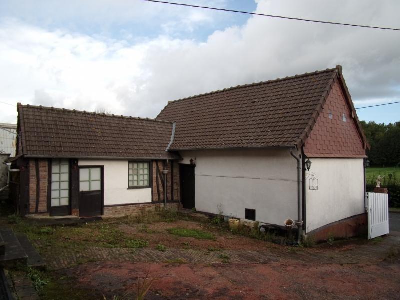 Vente maison / villa Martainneville 115000€ - Photo 3