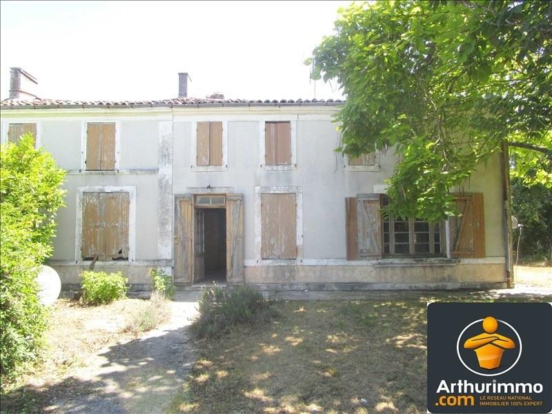 Sale house / villa Matha 45780€ - Picture 1
