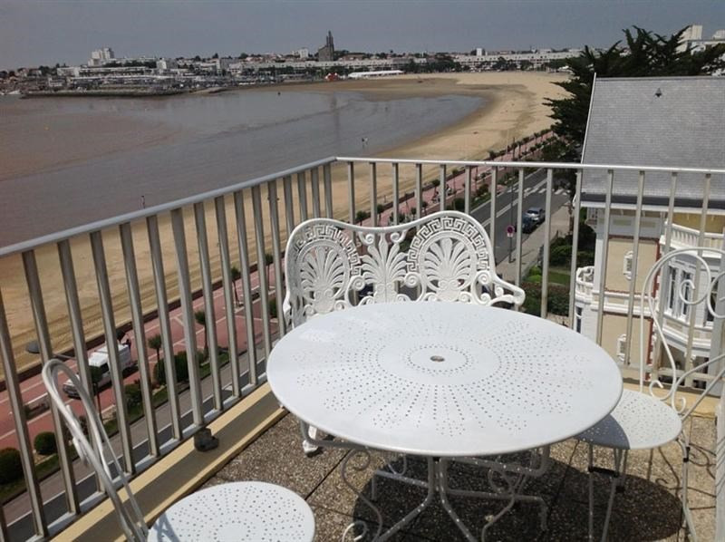 Vacation rental apartment Royan 388€ - Picture 6