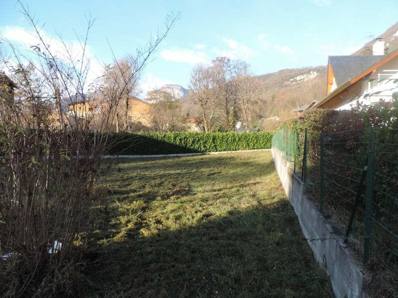 Vente terrain Challes les eaux 258000€ - Photo 2