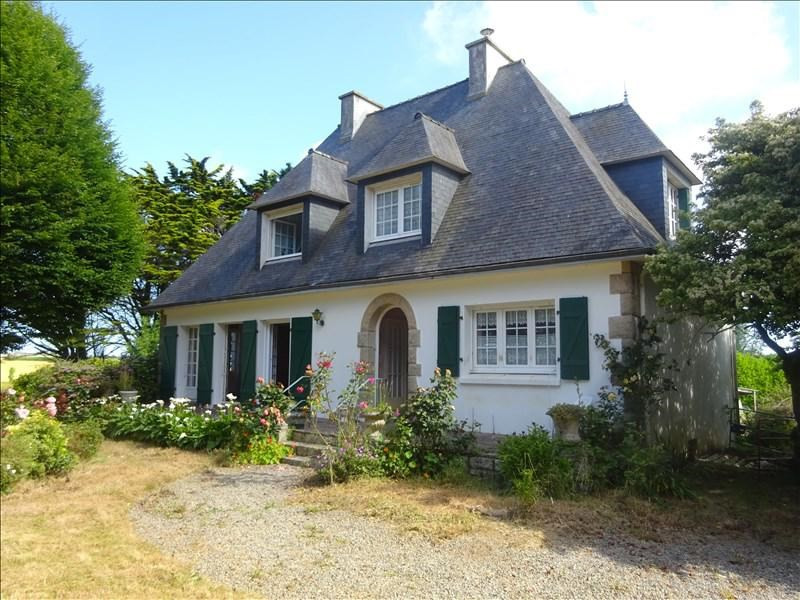 Vente maison / villa Plouguerneau 205000€ - Photo 1