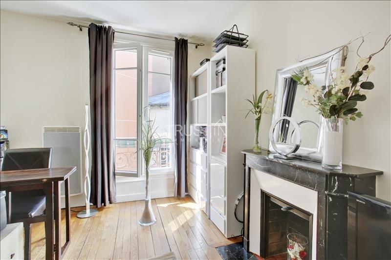 Vente appartement Paris 15ème 372600€ - Photo 1