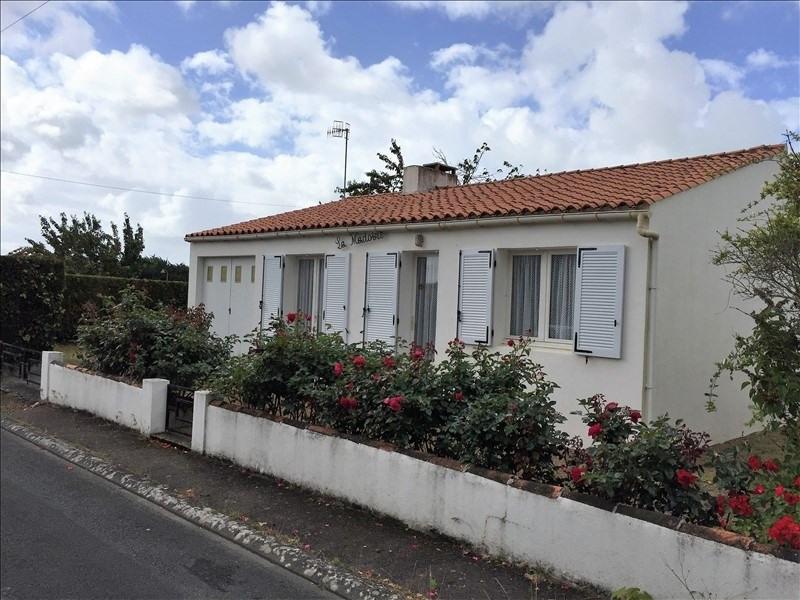Sale house / villa St vincent sur jard 166400€ - Picture 1