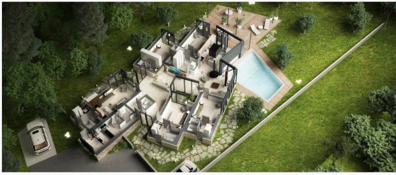 Vente de prestige maison / villa Lecci de porto vecchio 1460000€ - Photo 4