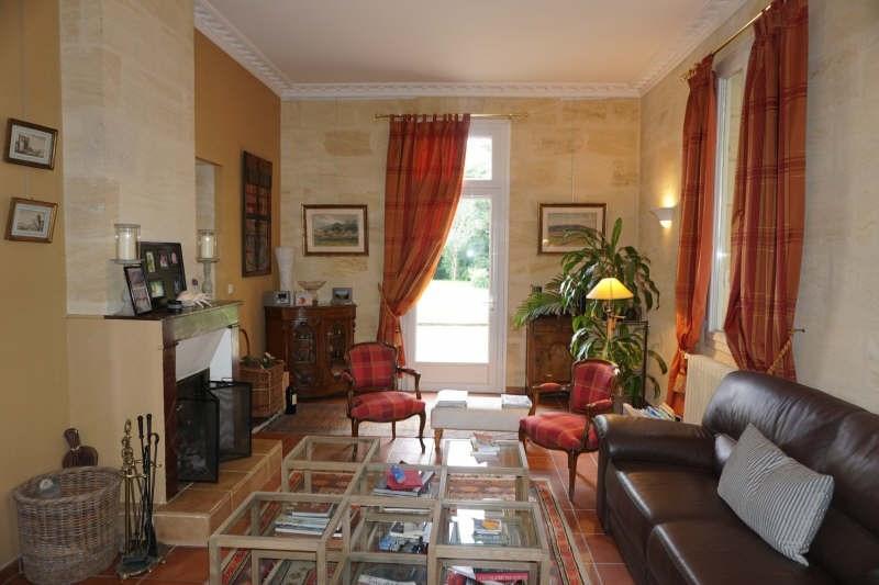 Vente maison / villa St andre de cubzac 525000€ - Photo 5