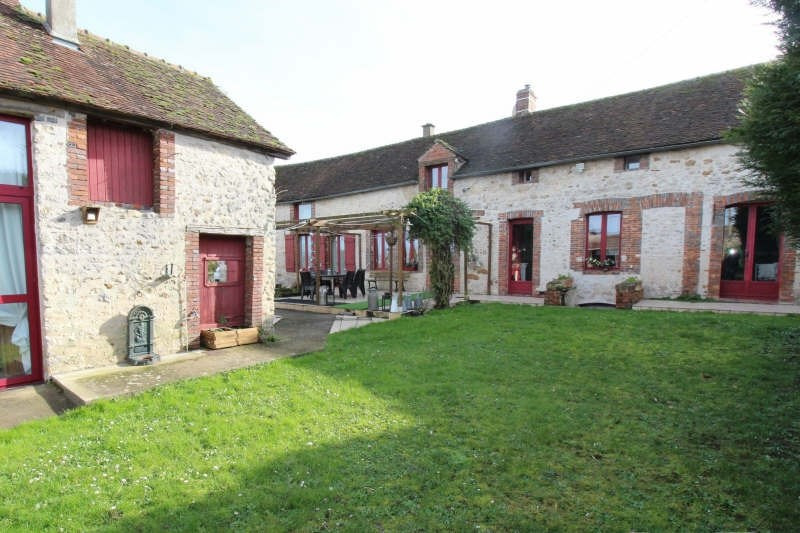 Vente maison / villa Villebeon 265 000€ - Photo 1