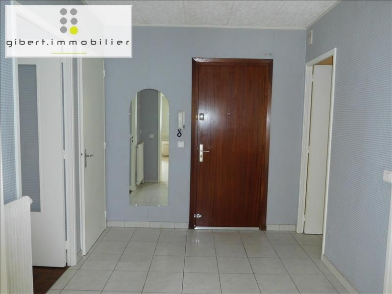 Location appartement Le puy en velay 556,79€ CC - Photo 9